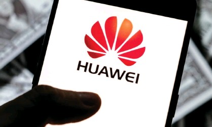 ?? Photograph: Budrul Chukrut/SOPA Images/Rex/Shutterstock ?? Huawei, the subject of security concerns in many western countries, rejected any claim it could have eavesdropped on KPN users.