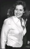 ?? FRED PROUSER, REUTERS ?? Actress Lorraine Bracco owed Armani more than $7,000.