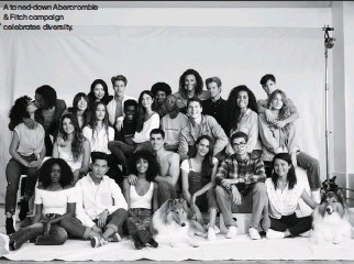 abercrombie and fitch diversity issues