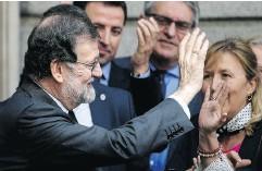 ?? OSCAR DEL POZO / AFP / GETTY IMAGES ??