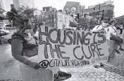?? ELISE AMENDOLA AP ?? Thursday, President Joe Biden called on 'Congress to extend the eviction moratorium to protect such vulnerable renters and their families without delay.'