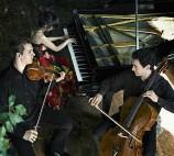 ??  ?? Double-disc debut: The Horszowski Trio