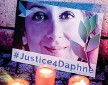 ??  ?? Ricordo Una veglia per Daphne Caruana Galizia, uccisa nel 2017 ● ● magistralis