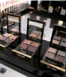 ??  ?? Tom Ford is also avail­able at Rus­tan's Makati. Eye pal­ettes