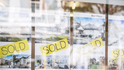 ?? Photo / Michael Craig ?? Landlords will be around long after Grant Robertson and his ideology are gone, writes Mike Hosking.
