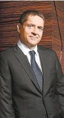 ??  ?? Der Unternehmer Markus Wischenbart spendete.