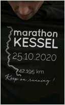 ??  ?? De Marathon van Kessel bestaat uit vier rondes langs de Grote Nete tussen Berlaar en Lier.