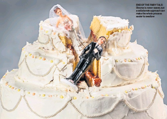 ?? FINANCIAL PLANNER AND FINANCIAL NEUTRAL AT ACUMEN FINANCIAL PLANNING IN ABERDEEN ?? END OF THE FAIRY TALE: Divorce is never sweet, but a collaborate approach can make the whole process easier to swallow