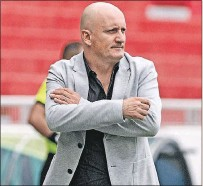 ?? API ?? Análisis. Pablo Repetto, entrenador de Liga, se muestra optimista del futuro.