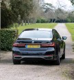 ??  ?? LAST JOURNEY Philip's car at Windsor after hospital release