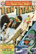 ??  ?? The orig­i­nal Teen Ti­tans comic wasn't even tar­geted at teenagers.