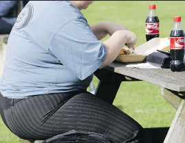 ?? THE ASSOCIATED PRESS/ FILES ?? The fixation on carbohydrates at the expense of fat is driving obesity, argues science journalist and author NIna Teicholz.