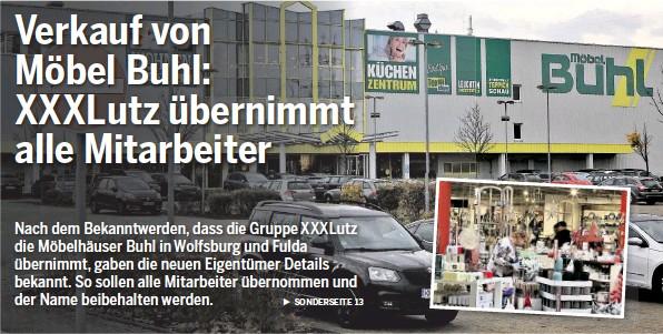 Pressreader Wolfsburger Allgemeine 2017 10 21 Verkauf Von Mobel