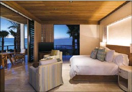 ?? Chileno Bay Resort & Residences ?? The vibe is casual at Chileno Bay Resort & Residences, which is set on 22 acres at Los Cabos' largest swimmable beach.