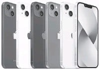 ?? PROVIDED BY APPLE INC. ?? The iPhone 13 mini starts at $ 699, the iPhone 13 at $ 799, the iPhone 13 Pro at $ 999, and the iPhone 13 Pro Max at $ 1,099. Trade- in deals from carriers can drop the price but may tie buyers to the carrier for some time.