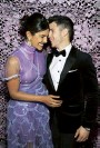??  ?? Actor Priyanka Chopra and singer Nick Jonas