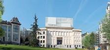 ??  ?? Ex clinica. La nuova sede del museo dell'Europa a Bruxelles. È stata costruita negli anni 30