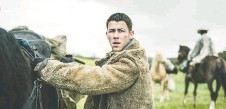 ??  ?? Nick Jonas stars in Chaos Walking, which has an engaging supporting cast and charming leads — but all that star power leads to a misfire in the end.