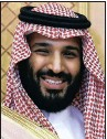 ?? PICTURE: AP ?? Saudi Arabia has arrested dozens of ministers including, from left, Prince Miteb bin Abdullah and Prince Alwaleed bin Talal al-Saud in an anti-corruption probe led by Prince Mohammed bin Salman, right.