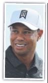 ??  ?? Tiger Woods.