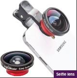 ??  ?? Selfie lens