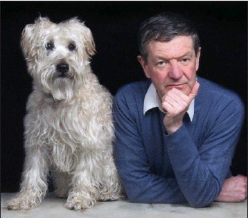 ??  ?? Sociologist Tom Inglis has written about his dog, Pepe