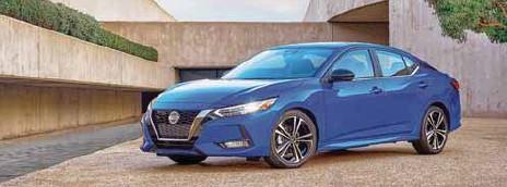 ?? / NISSAN ?? Nissan Sentra ha sido multi-premiado y reconocido y se ubicó como uno de los tres finalistas del premio al Auto del Año en América del Norte 2021