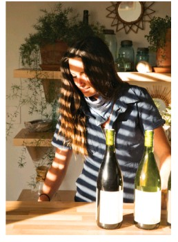 ??  ?? Lots of young, innovative, earth-friendly vintners are making a delicious go of it on the Central Coast.