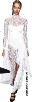 ??  ?? Dress R2,099 Forever New forevernew.co.za Earrings R150 and Necklace R199, both Foschini foschini.co.za Stilettos R1,699 Aldo aldoshoes.co.za