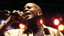 ??  ?? DMX, seen at a show in Dublin in 2004, was a devout Christian who often ended concerts with prayer
