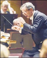 ?? 2018 File Photo ?? Music directordesignate Fabio Luisi will lead DSO performances April 18 and 19 at the Meyerson.