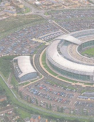 GCHQ is Cheltenham s largest employer and one of the largest in  Gloucestershire. bf207553e8
