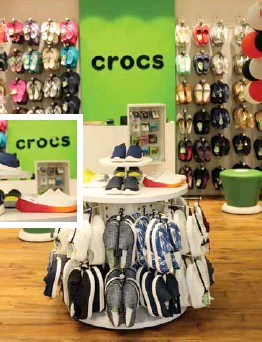 c6d7021ea211 Pressreader Shoes Accessories 2018 05 28 Crocs Launches