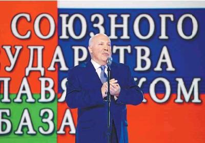 ??  ?? Госсекретарь Союзного государства особо подчеркнул, что у России и Беларуси огромный пласт общей истории.