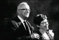 ??  ?? 55th: Ken and Virginia Ducharme were married Oct. 15, 1955, at Blessed Sacrament Church. They have five children, 10 grandchildren and 13 great-grandchildren. They celebrated their emerald anniversary.