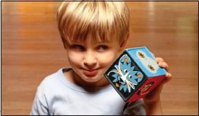 ??  ?? Ce jouet créé par l'entreprise Joyeuse se vend à 79,90 €.