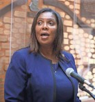 """?? SHAWN DOWD/USA TODAY NETWORK ?? """"There must be a truly independent investigation to thoroughly review these troubling allegations,"""" New York Attorney General Letitia James says."""