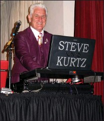 ?? SUBMITTED PHOTO ?? Delco D.J. Steve Kurtz will celebrate 45years of entertaining throughout the tri-state area with a special dance party to be held 2-6p.m. Sunday, April 25, in the parking lot of Gatsby's, 4936Pennell Road, Aston.