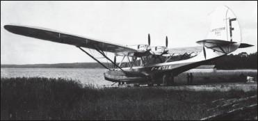 ?? DR/ COLL. B. BOMBEAU ?? En 1937, Air France hésite à engager ses derniers Latécoère 301 sur l'Atlantique sud après la disparition de Mermoz sur le Laté 300 Croix-du-Sud en décembre 1936 et celle du Laté 301 Orion (F-AOIK), vu ici à Biscarosse.