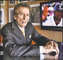 """?? By Kirthmon F. Dozier, Detroit Free Press ?? One goal: Ilitch, sitting in his suite April 7, says a Tigers title would uplift Detroit. """"It would mean everything,"""" he says."""