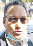??  ?? Hugo Javier González (colorado cartista), gobernador. Esteban Álvarez, representante legal de Plantemos Conciencia. Cuadra de la calle Cadete Sisa donde debería estar el local de Plantemos Conciencia.
