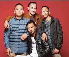 ?? [ FOTO HALIMATON SAADIAH/ BH ] ?? Azzara Band tawar pilihan muzik buat pendengar.