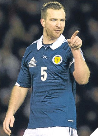 ??  ?? Former Scotland defender Andy Webster.