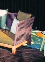 ??  ?? Kettal incorporates colour and comfort.