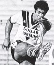 ??  ?? INTERVIEW: Mal Meninga during his time at Souths.