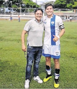 ??  ?? Jhon Mario Ramírez (izq.)