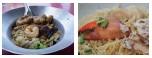 ??  ?? 附近著名的興來蟹蛺麵,但筆者認為味道並沒有特別出色,價格也不便宜,打卡拍照的成分居多。