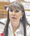 ??  ?? La diputada Celeste Amarilla (PLRA) plantea crear una comisión para recibir denuncias contra la fiscala Sandra Quiñónez.