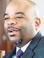 ?? RUDOLPH BROWN/PHOTOGRAPHER ?? INDECOM Commissioner Terrence Williams.