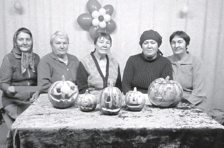 ?? Фото cap.ru ?? Хеллоуин отмечают даже в глубинке.
